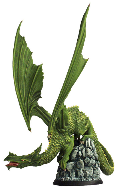 MB358 Scatha the Worm painted