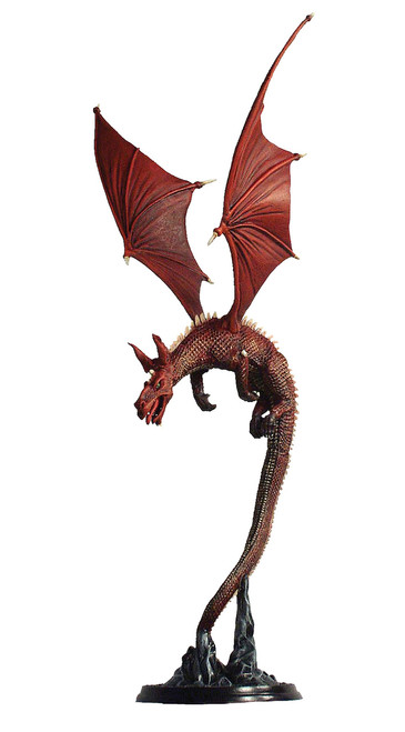 MB345 Vengeance of Smaug painted figure
