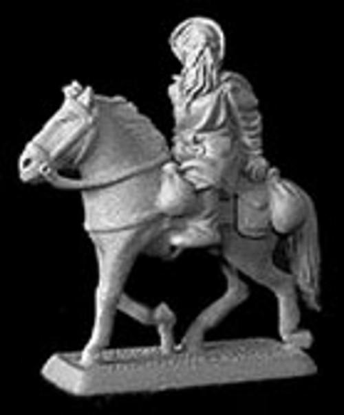 M162 Dwarven Adventurer on Pony.