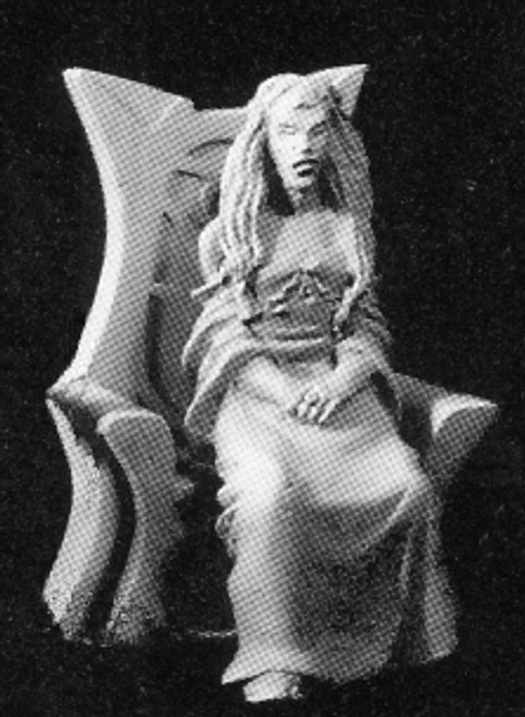 M205 Galadriel (enthroned)