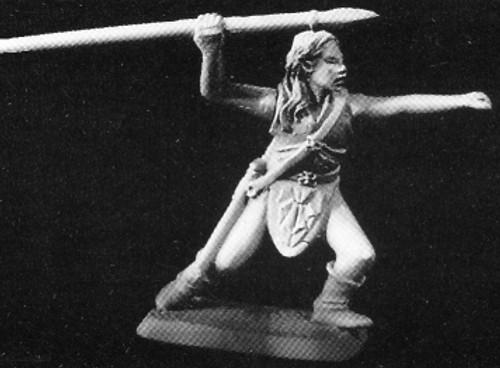 M213 Lorien Elvish Spearman