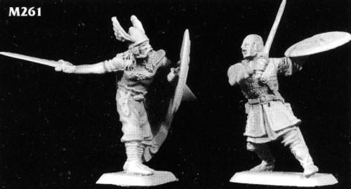 M261 Rohir warrior and Dunlending
