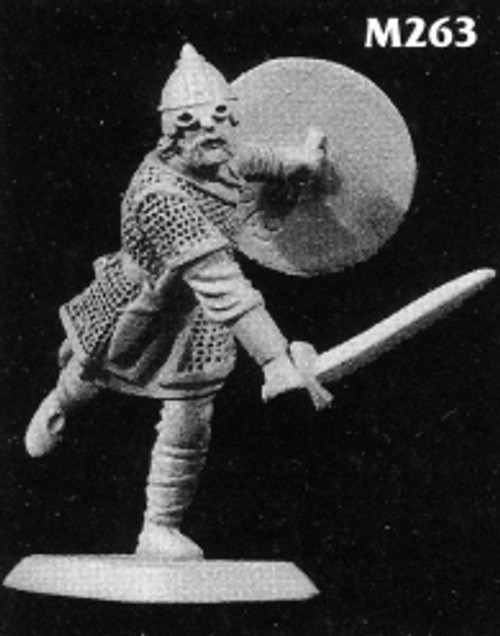 M263 Rohir Warrior with longsword