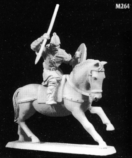 M264 Charging Rohir Warrior with spear.