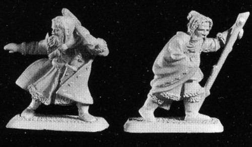 M306 Two Dwarvish Travellers