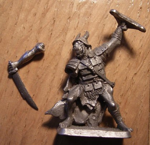 M309 Orc Warband Leader parts.
