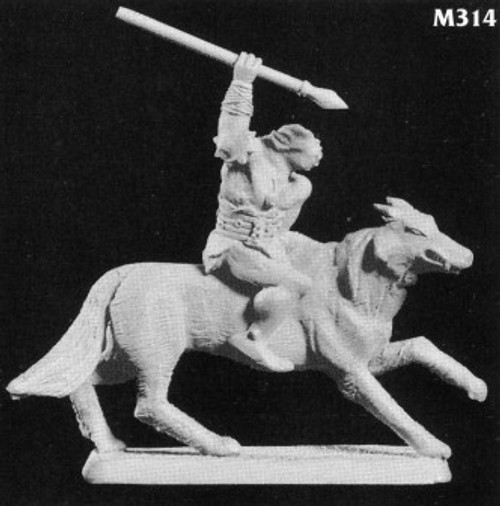M315 Orc Rider on running Warg