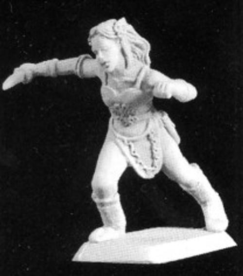 M317 Female Woodman Scout