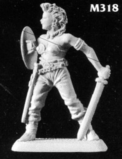M318 Dunland Girl Warrior