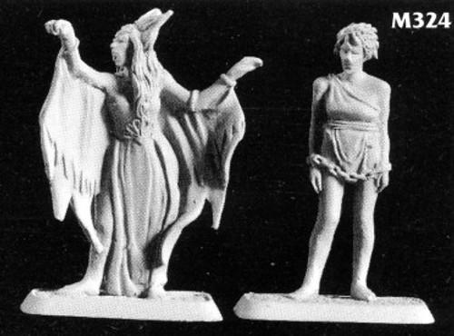Female Vampires - Miruimor and Carangil