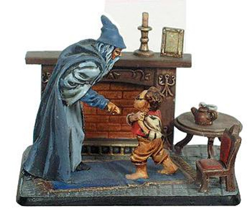 MV362 Bilbo surrenders the One Ring