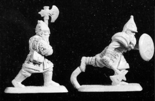 M371 Advancing axemen