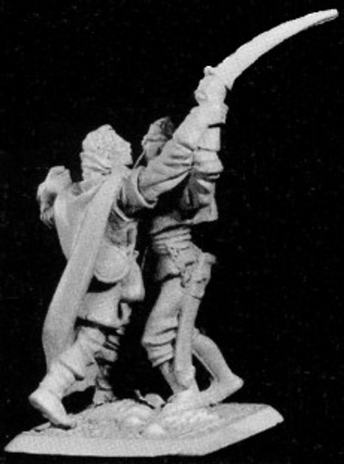 M384 Haradan and Ranger fighting
