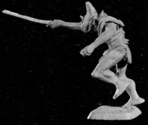 M385 Morgul Orc with scimitar