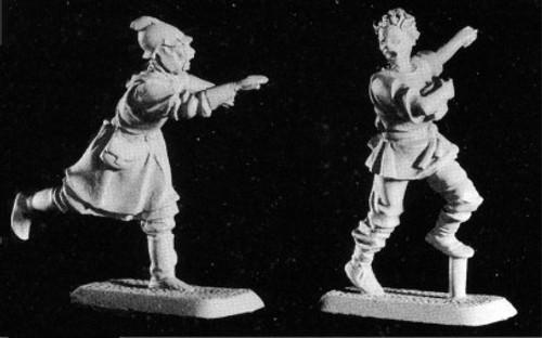 M390 Cutpurse and Guardsman
