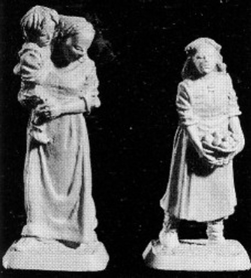 M392 - Woman and child