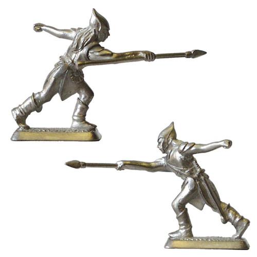 M407 Lorien spearman running