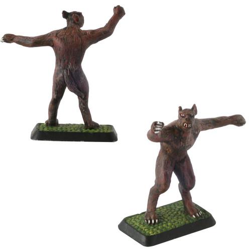 M412 Werewolf attacking