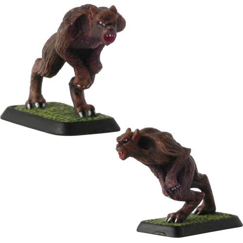 M413 Werewolf running