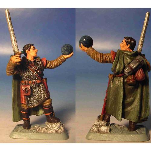 MS423 Aragorn and the Palantir