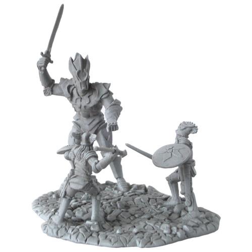 MS435 Sauron at Gorgoroth
