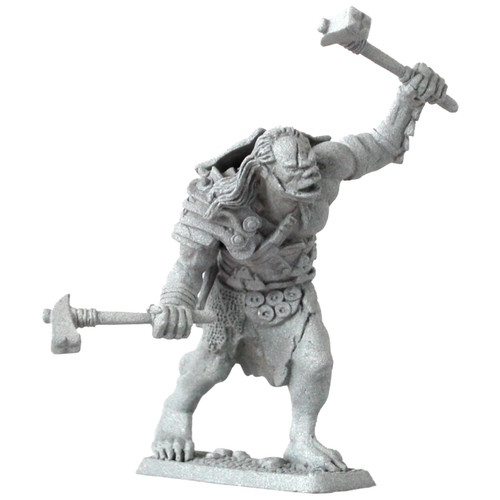 MX436 - Burzash - Mordor Olag-hai Troll Chief