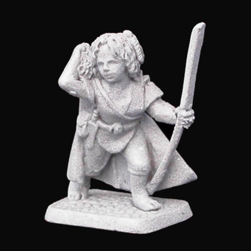 M445 Female Hobbit scout