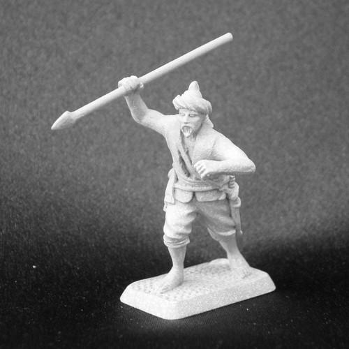 MM475 Corsairs Seaman with spear