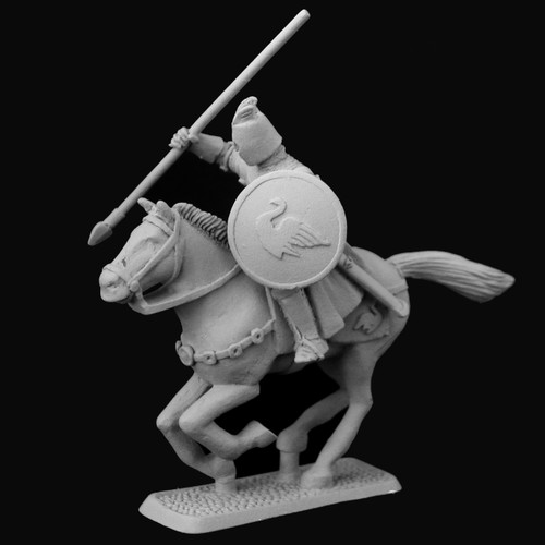 M485 Dol Amroth™ Knight attacking with spear