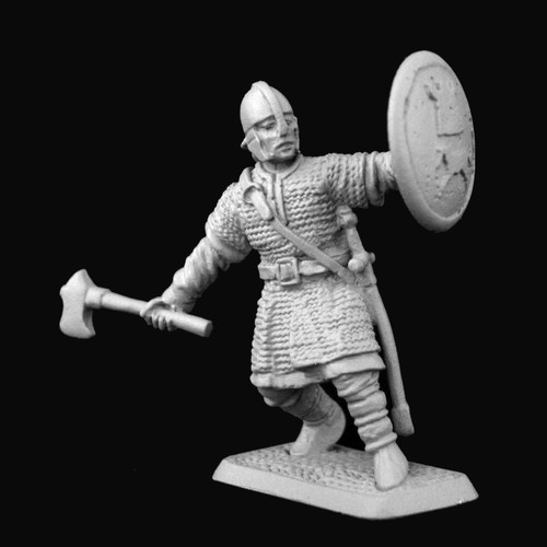 M513 Rohir Warrior in Chainmail with axe