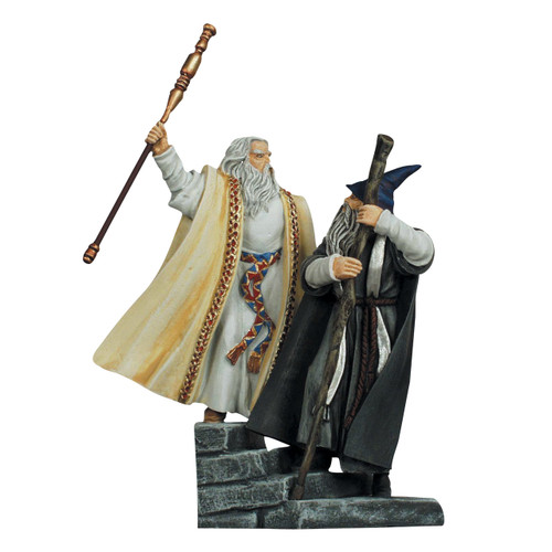 LO20 Saruman and Gandalf
