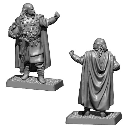 Lord of the Rings Collectible 32mm metal Mithril Miniatures