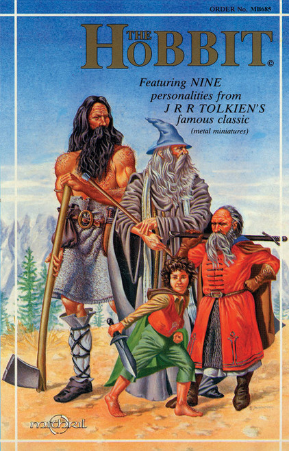 MB685 The Hobbit cover