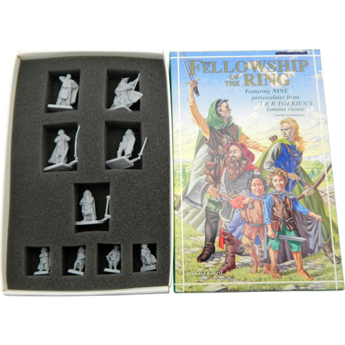 MB689 The Fellowship of the Ring Box Set.