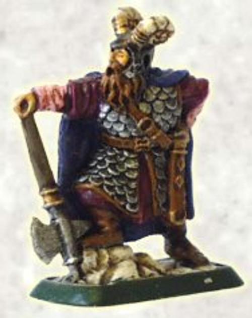 Thorin in war gear