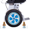 Airwheel A6 520WH Electric Smart Wheel Chair - Self Balancing Sit-on Scooter (White/Blue)