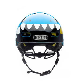 Nutcase Helmet LN20-G405 Little Nutty Lil' Jaws Metallic MIPS - Toddler