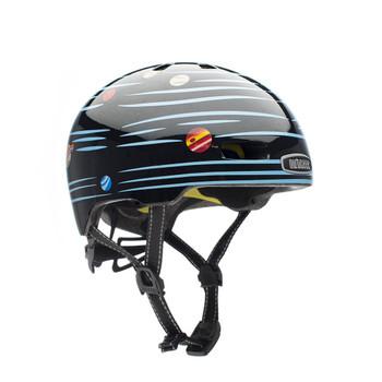 Nutcase Helmet LN20-G406 Little Nutty Defy Gravity Reflective MIPS - Youth