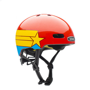Nutcase Helmet LN20-G410 Little Nutty Supa Dupa Gloss MIPS - Youth