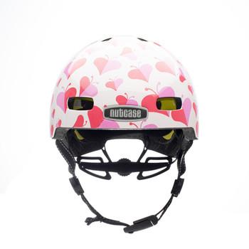 Nutcase Helmet LN20-G412 Little Nutty Love Bug Gloss MIPS - Toddler