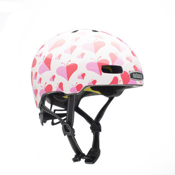 Nutcase Helmet LN20-G412 Little Nutty Love Bug Gloss MIPS - Youth