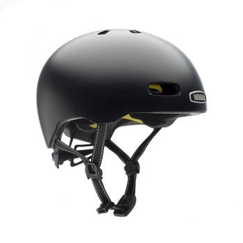 Nutcase Helmet ST20-G423 Street Onyx Solid Satin MIPS - S