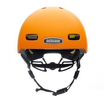 Nutcase Helmet ST20-G424 Street Hi Viz Solid Matte MIPS - L