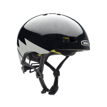 Nutcase Helmet ST20-G402 Street Darth Lightnin' Reflective MIPS - L