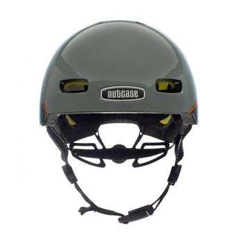 Nutcase Helmet ST20-G403 Street Mt. Hood Gloss MIPS - L