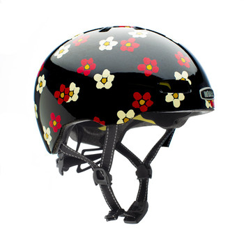 Nutcase Helmet ST20-G407 Street Fun Flor-All Gloss MIPS - M