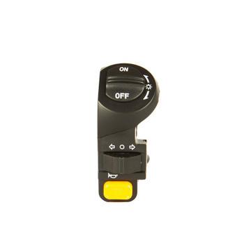 Nanrobot Headlight / Horn Switch for D6+