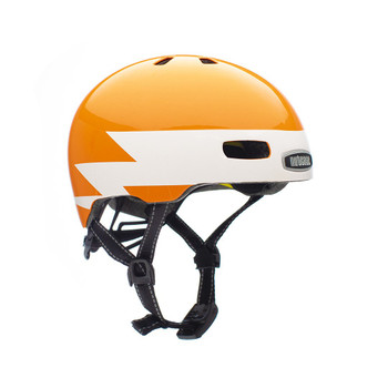 Nutcase Helmet LN20-G401 Little Nutty Lightnin' Gloss Mips - Youth