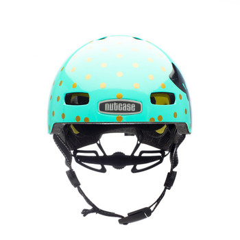 Nutcase Helmet LN20-G414 Little Nutty Sock Hop Gloss MIPS - Toddler