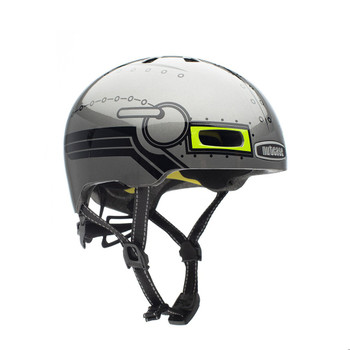 Nutcase Helmet LN20-G402 Little Nutty Robo Boy Gloss MIPS - Toddler